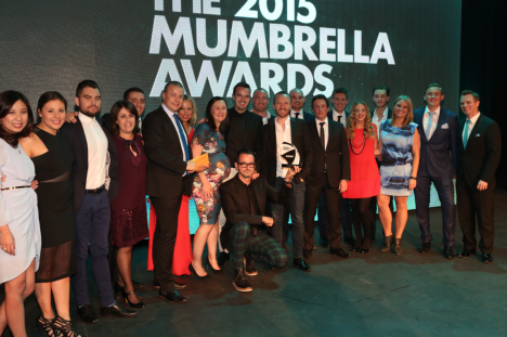 Mumbrella Awards ad campaign of the year