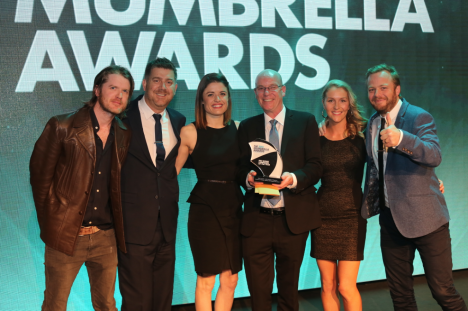 Mumbrella Awards pro bono campaign of the year