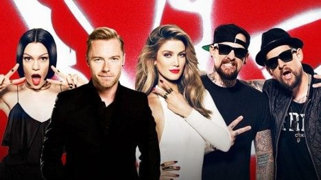 The Voice picked up viewers, but was beaten by House Rules