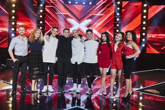 X Factor slips below 800,000 viewers as The Block dominates