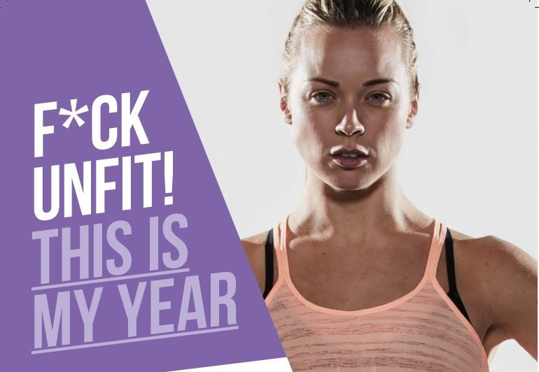 Anytime Fitness has amended its new campaign for outdoor use