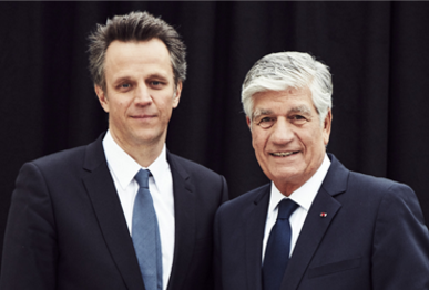 Arthur Sadoun has been named the successor to Maurice Levy at Publicis Groupe.