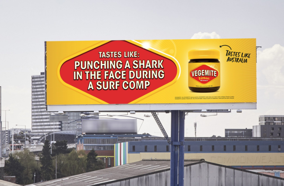 Aussie Icons Star In Thinkerbell S First Work For Vegemite