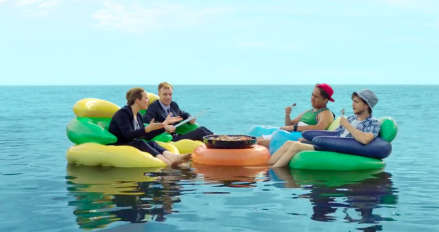 New Zealand the solution to Australia's problems in MLA's annual summer ad